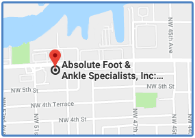 Miami podiatry office